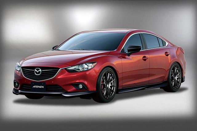 Mazda Tokyo Auto Salon