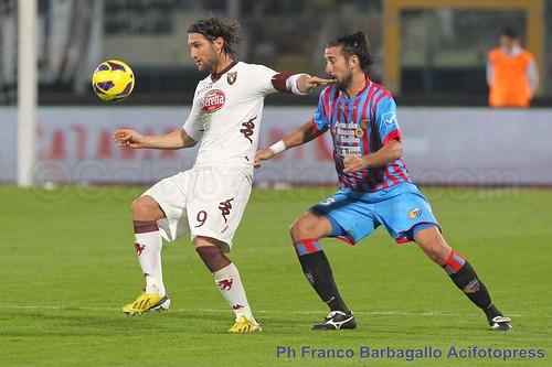 Torino-Catania, precedenti: etnei mai vittoriosi