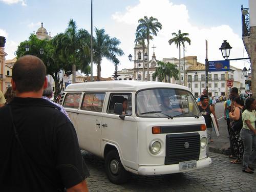 VW Kombi, Salvador (Bahía), Brasil