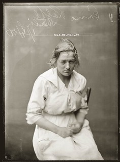Emma Rolfe (also known as May Mulholland, Sybil White, Jean Harris and Eileen Mulholland)