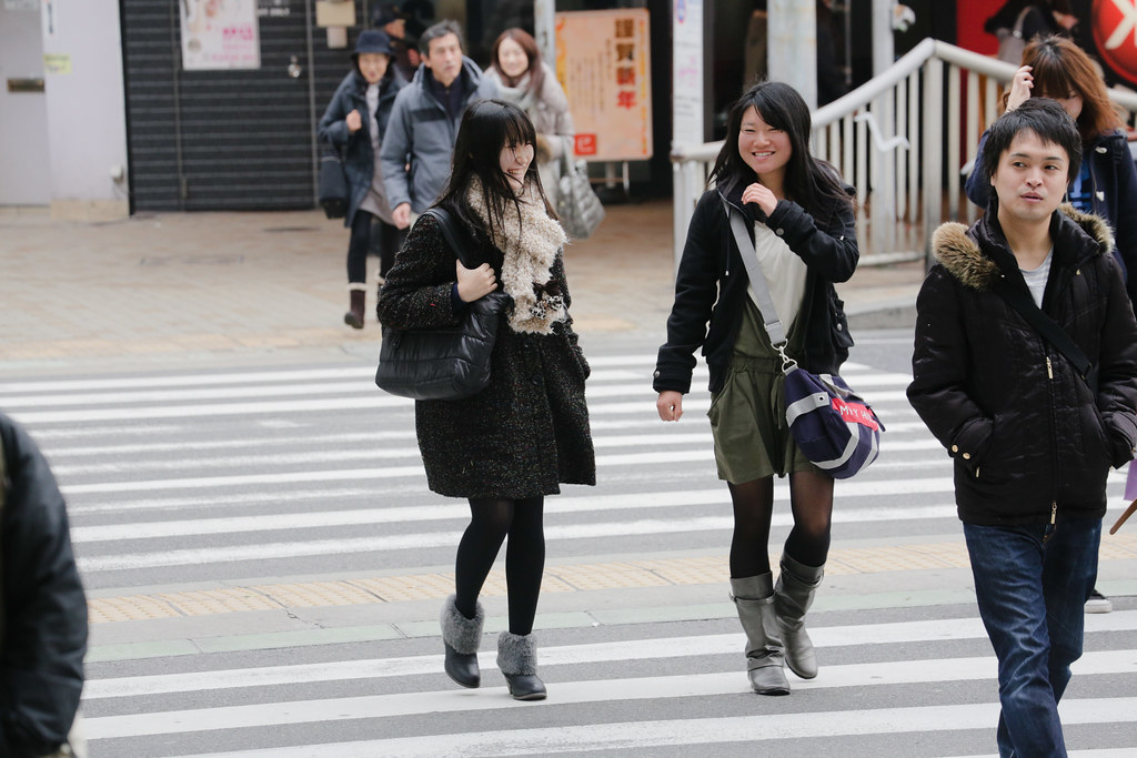 Onoedori 8 Chome, Kobe-shi, Chuo-ku, Hyogo Prefecture, Japan, 0.003 sec (1/400), f/7.1, 176 mm, EF70-300mm f/4-5.6L IS USM
