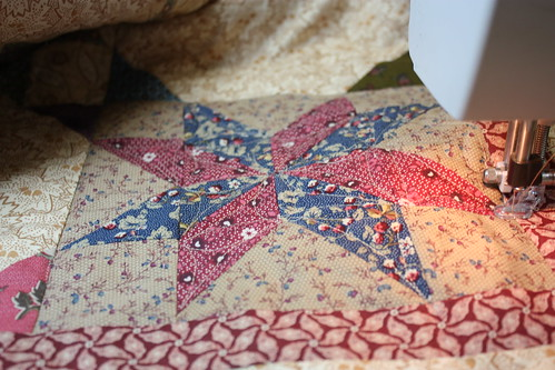 Quilting by bhaferko
