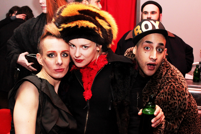 projektGalerie Fashion Week Party Photos