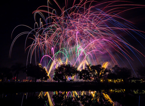 Epcot - Reflections of a New Year