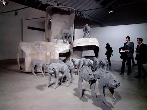 Immaginazione ambita da cani lupo by Ylbert Durishti