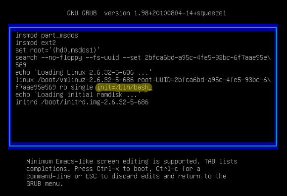 bootable linux password cracker