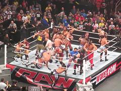 WWE Monday Night Raw in San Jose