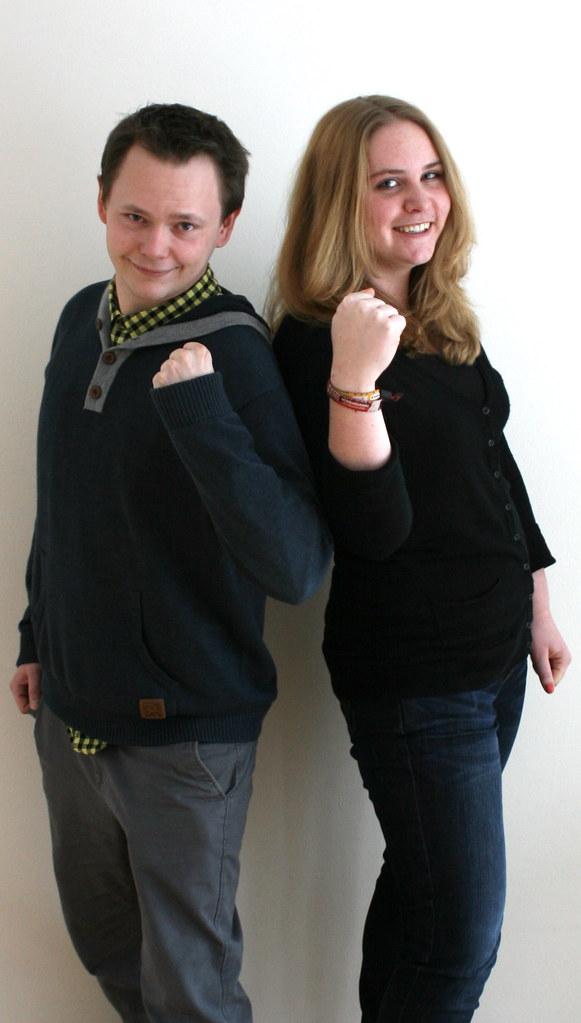 Michael und Ronja