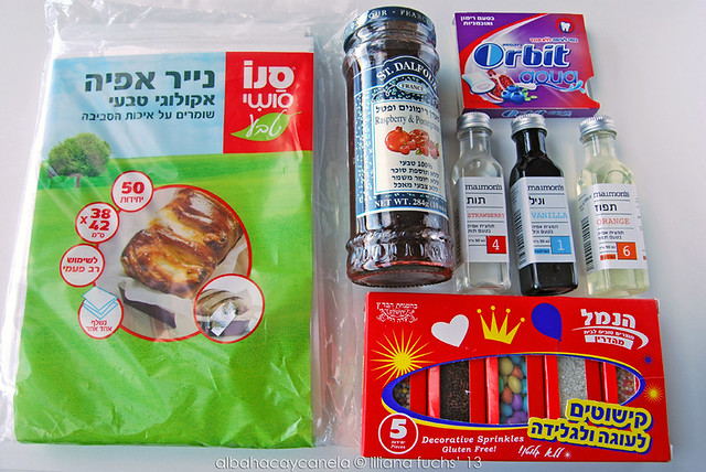 Gifts from Israel