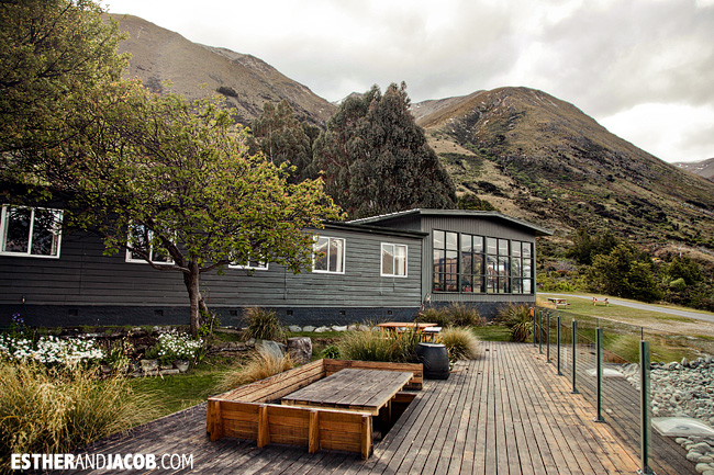 Lake Ohau Lodge | Day 2 New Zealand Contiki Tour | Christchurch to Lake Ohau | A Guide to South Island