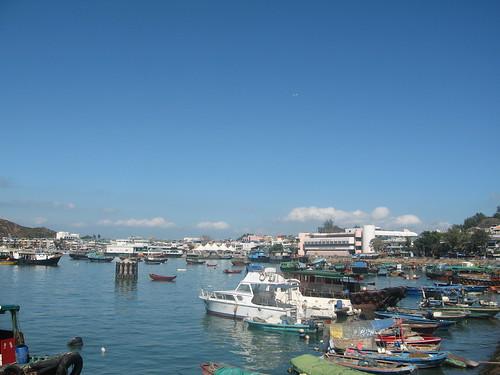 長洲島 Cheung Chau