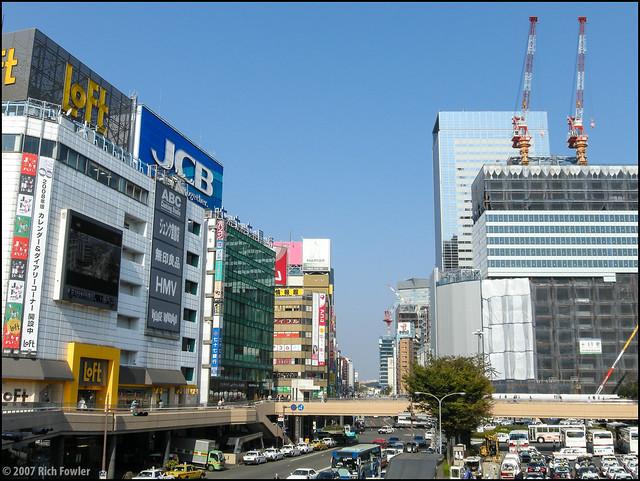 Sendai Ekimae