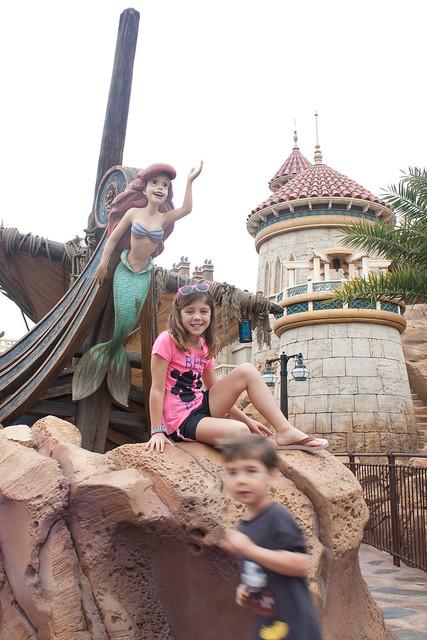 Magic Kingdom New Fantasyland Ariel's Grotto