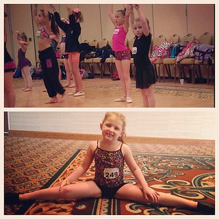 #competitionisthisweekend #dancemom #aidkaid