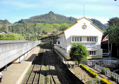 Nanu Oya -Station