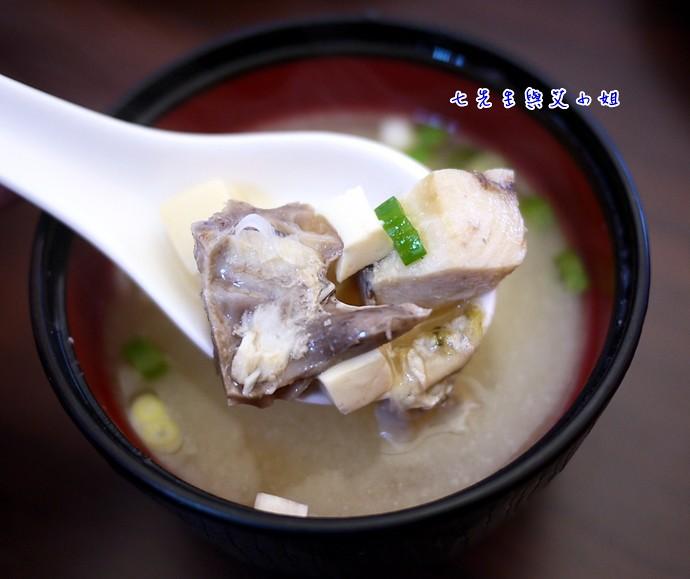 11 味噌湯