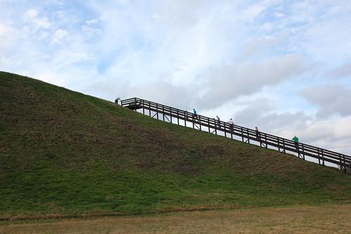 Stairs at Etowah