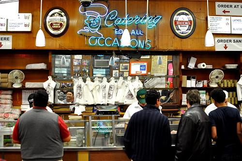Katz's Delicatessen - New York City