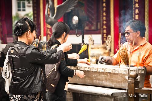 Templo de Wong Tai Sin, Hong Kong