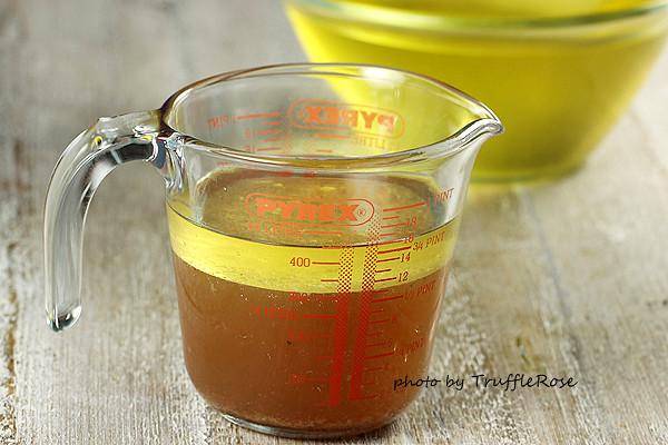 如何運用油封鴨(雞)的油脂和肉汁-20130208