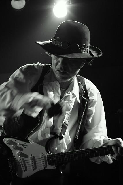 JIMISEN live at Adm, Tokyo, 03 Feb 2013. 410