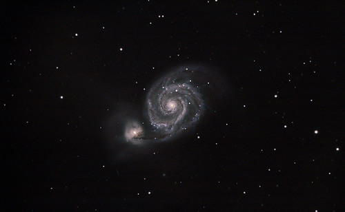 M51 - 060213 by Mick Hyde