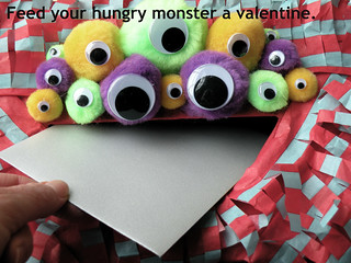 Valentine Monster Box 13