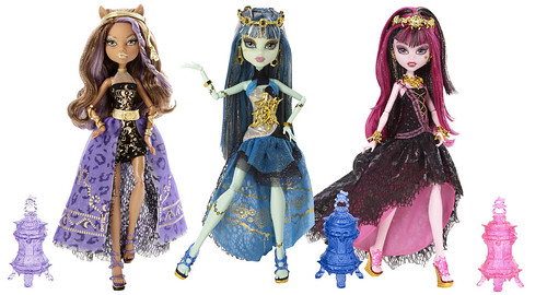 Monster High® 13 Wishes™ Party Doll Assortment
