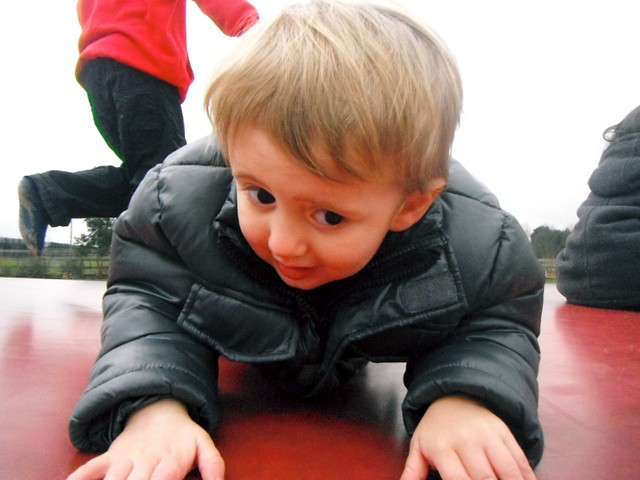 Soft play and farm-filled fun at Barleylands