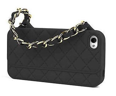 iphone silicone purse