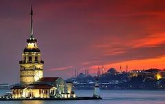 Istanbul's Kız Kalesi