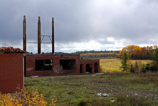 Burwash Industrial Farm (Camp  Bison)