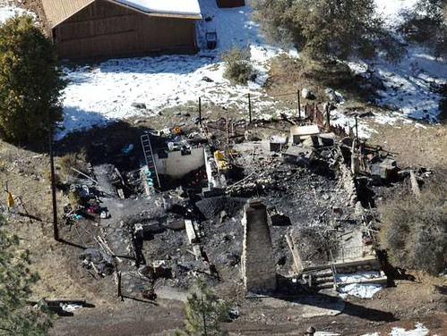 Christopher Dorner was in the cabin that was burned down by police in California. Dorner had been subjected to a manhunt for the murder of three people. by Pan-African News Wire File Photos
