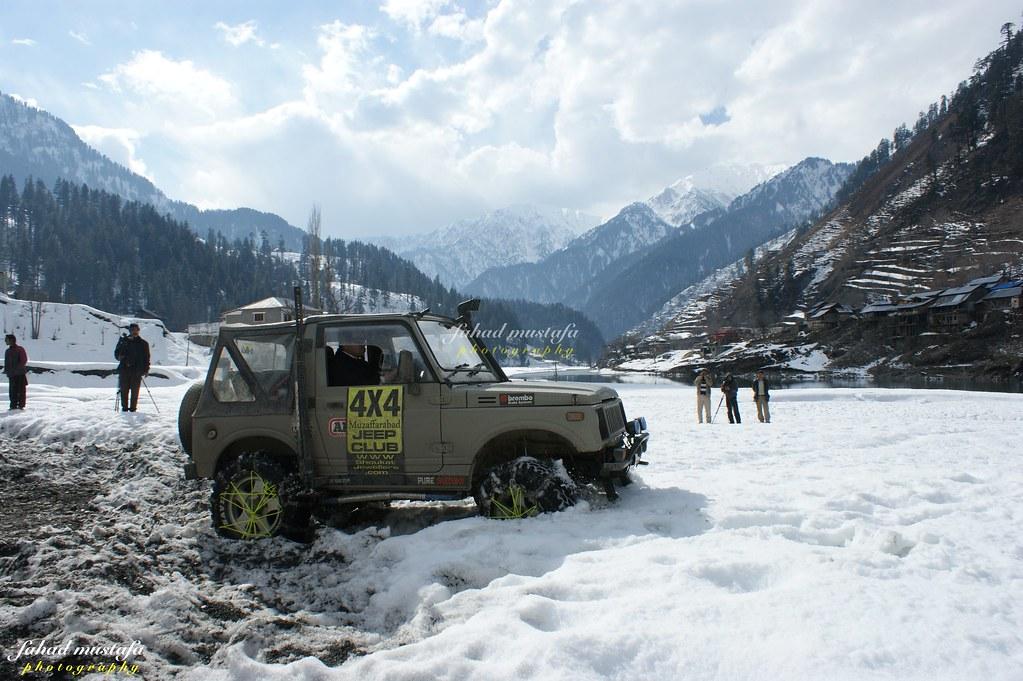 Muzaffarabad Jeep Club Neelum Snow Cross - 8471824232 a3d12fa45f b