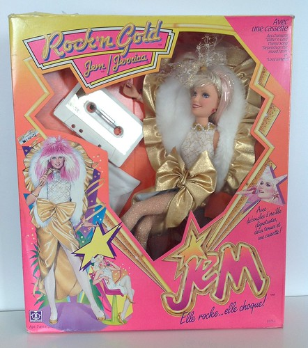 Rock´n Gold Jem/Jerrica ( in box )