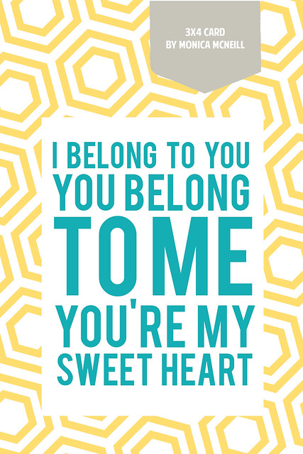 I Belong to You Lyrics