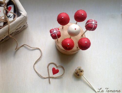 Cake-pops Love