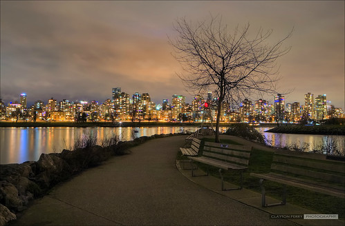 Vancouver Night Lights