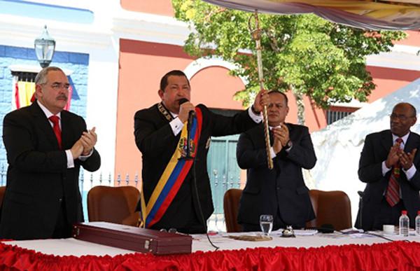 Chávez Congreso de Angostura2