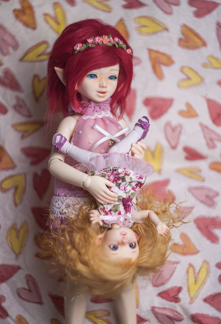 A Doll a day - Monday - baby