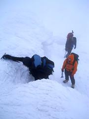 Climbing Ben More