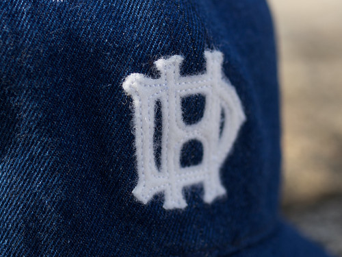 Cooperstown for Hunky Dory / HD Denim Cap