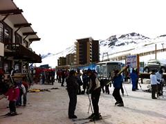 Esqui em El Colorado - Chile