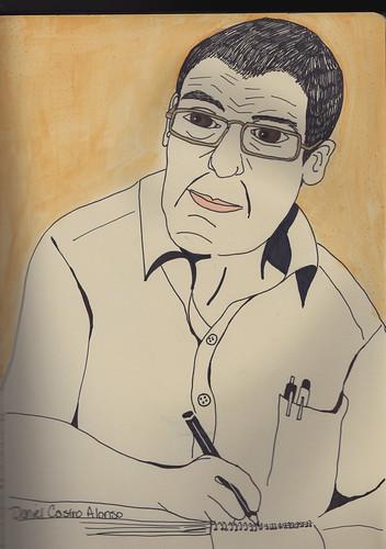 Daniel Castro Alonso by Hank V