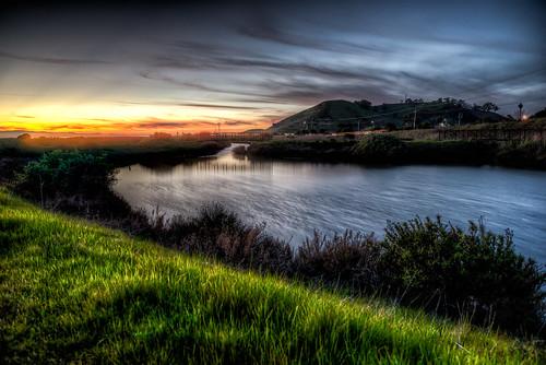 california longexposure sunset nature zeiss landscape bay nikon fremont donedwards hdr marshland distagon d600 25mmf2 distagont225