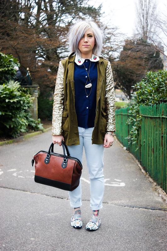 Street Style - Rosie, Bournemouth