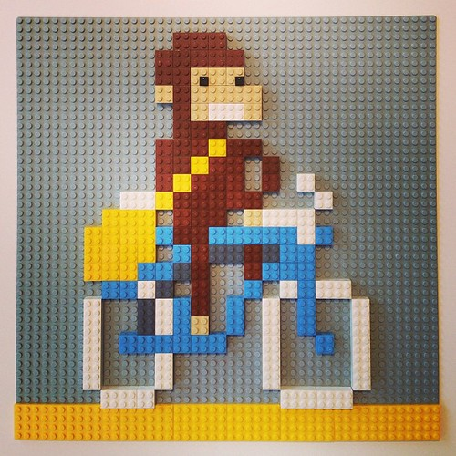 "Book #23 ""Curious George Rides a Bike"" by H.A. Rey (MSCED #52)"