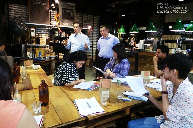 barista championship briefing