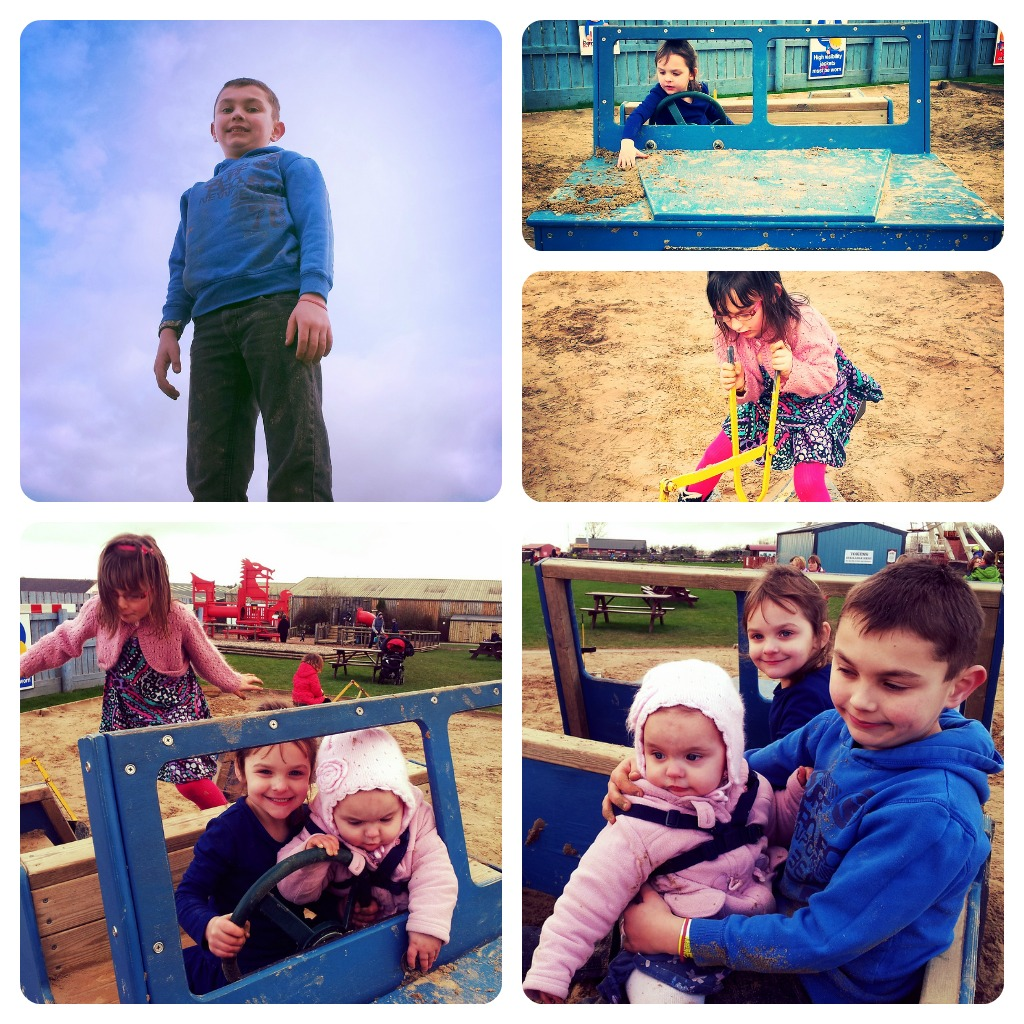 , Folly Farm with Country Kids