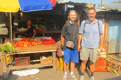 IMG_4068: Paivi and Santeri at the Mercado